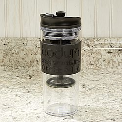 Bodum 15oz Black Travel Press