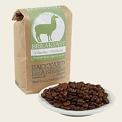 Backyard Beans Coffee - Breakfast Blend