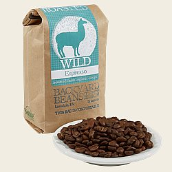 Backyard Beans Coffee - Wild Espresso