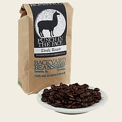 Backyard Beans Coffee - Punch in the Face Blend