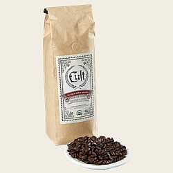 Cult Blood Red Moon - Red Eye Blend Coffee