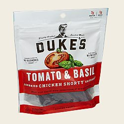 Duke's Smoked Chicken Shorty Sausages - Tomato & Basil