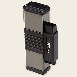 Jetline New York Dual-Flame Lighter