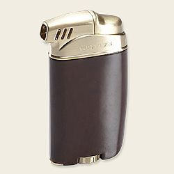 Lotus Gaucho Pipe Lighter - Brown