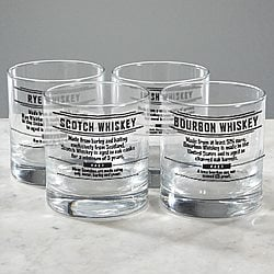 Black Sheep Whiskey Rocks Glasses