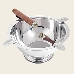 Stinky Silver Ashtray