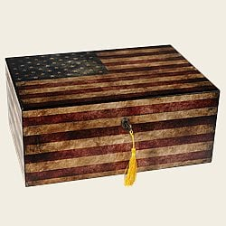 Old Glory 100 Capacity Humidor