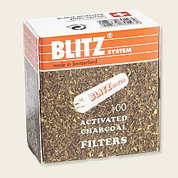 Blitz System Charcoal Filters