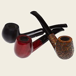 Three 9mm Pipes for $59.97