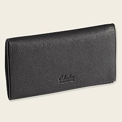 Columbus Large Tobacco Pouch - Black