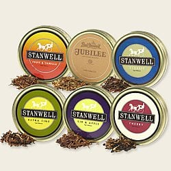 Stanwell Pipe Tobacco Sampler