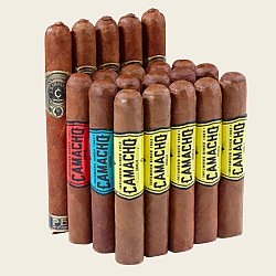 Camacho Huge Haul Sampler