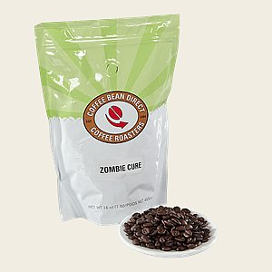 Coffee Bean Direct - Zombie Cure Gourmet