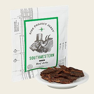 Side Project Jerky - Southwestern Gourmet