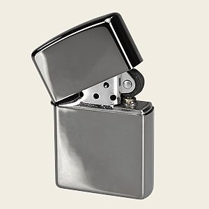 Zippo Lighter - Black Ice