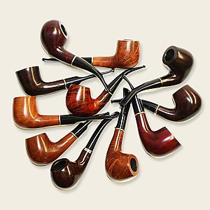 Mitchell Thomas Assorted 6mm Filter Pipes