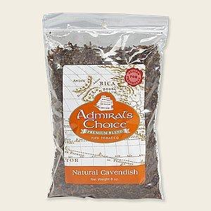 Admiral's Choice Natural Cavendish Pipe Tobacco