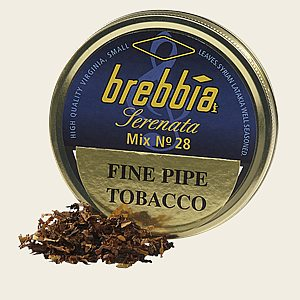 Brebbia Serenata Mix No. 28 Pipe Tobacco