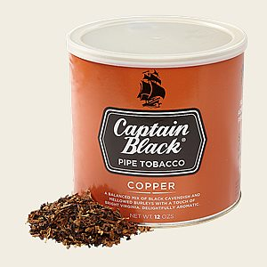 Captain Black Copper Pipe Tobacco
