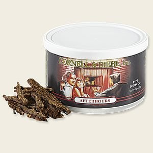 Cornell & Diehl After Hours Flake Pipe Tobacco