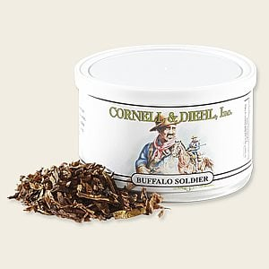 Cornell & Diehl Buffalo Soldier Pipe Tobacco