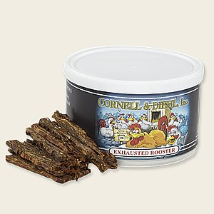 Cornell & Diehl Exhausted Rooster Pipe Tobacco