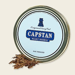 Capstan Blue Ready-Rubbed Pipe Tobacco