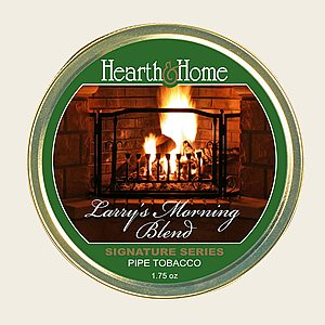 Hearth & Home Signature Larry's Morning Blend Pipe Tobacco