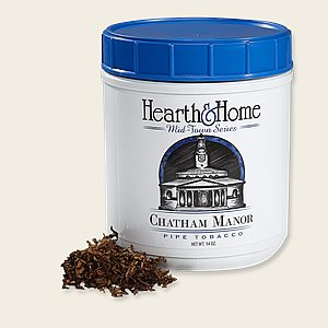 Hearth & Home Mid-Town Chatham Manor Pipe Tobacco
