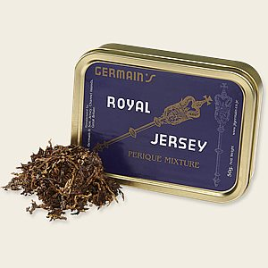 JF Germain Royal Jersey w/Perique Pipe Tobacco