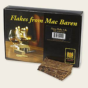 Mac Baren Navy Flake Pipe Tobacco