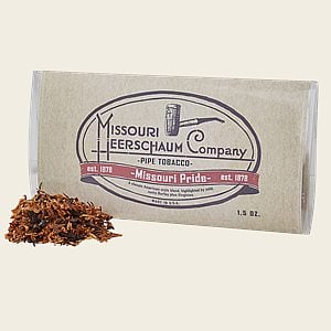Missouri Meerschaum Missouri Pride Kit Pipe Tobacco Samplers