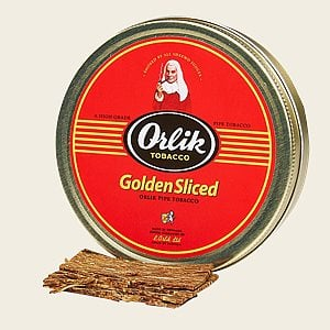Orlik Golden Sliced Pipe Tobacco