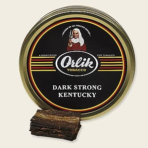 Orlik Dark Strong Kentucky Pipe Tobacco