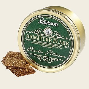 Peterson Signature Flake Pipe Tobacco