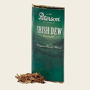 Peterson Irish Dew Pipe Tobacco