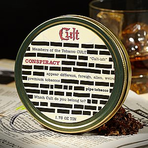 Cult Conspiracy Pipe Tobacco