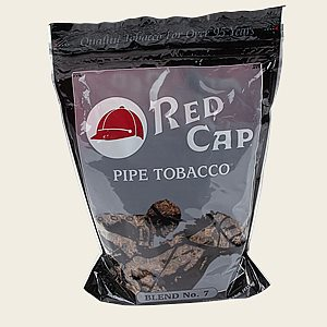 Red Cap No. 7 Pipe Tobacco