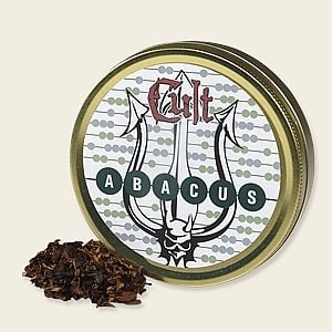 Cult Abacus Pipe Tobacco