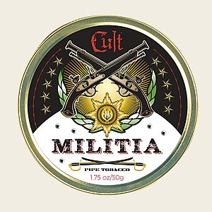 Cult Militia Pipe Tobacco