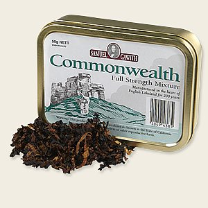 Samuel Gawith Commonwealth Mixture Pipe Tobacco