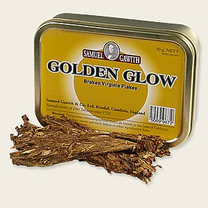 Samuel Gawith Golden Glow Pipe Tobacco