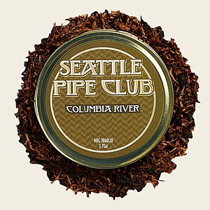 Seattle Pipe Club Columbia River Packaged Pipe Tobacco