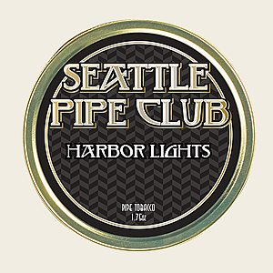 Seattle Pipe Club Harbor Lights Packaged Pipe Tobacco