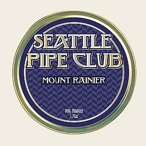 Seattle Pipe Club Mount Rainer Packaged Pipe Tobacco