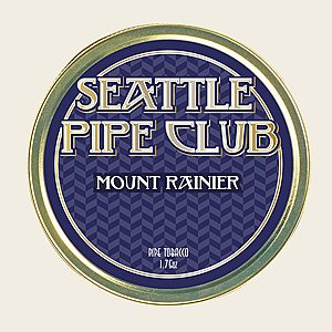 Seattle Pipe Club Mount Rainier Packaged Pipe Tobacco