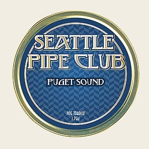 Seattle Pipe Club Puget Sound Packaged Pipe Tobacco