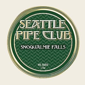 Seattle Pipe Club Snoqualmie Falls Packaged Pipe Tobacco