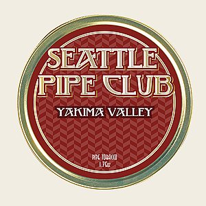 Seattle Pipe Club Yakima Valley Packaged Pipe Tobacco