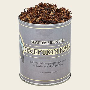 Seattle Pipe Club - Deception Pass Pipe Tobacco